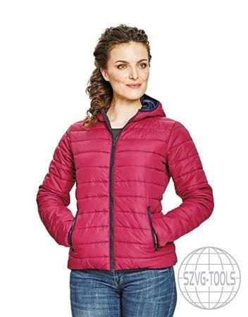 Kép: FIRTH LADY kabát sötét rózsaszín L