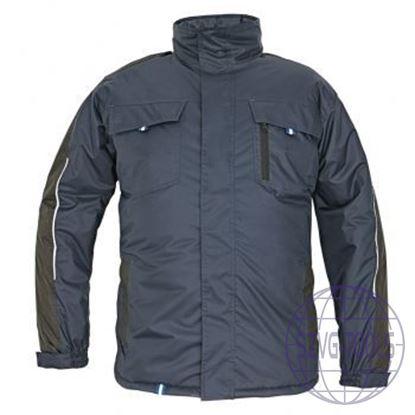 Kép RAPA kabát sötétkék XL