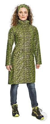 Kép YOWIE LADY esőkabát barna/zöld L