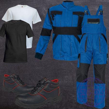 33af192572e2 MAX-munkavédelmi csomag-kabát, kantáros nadrág, ...